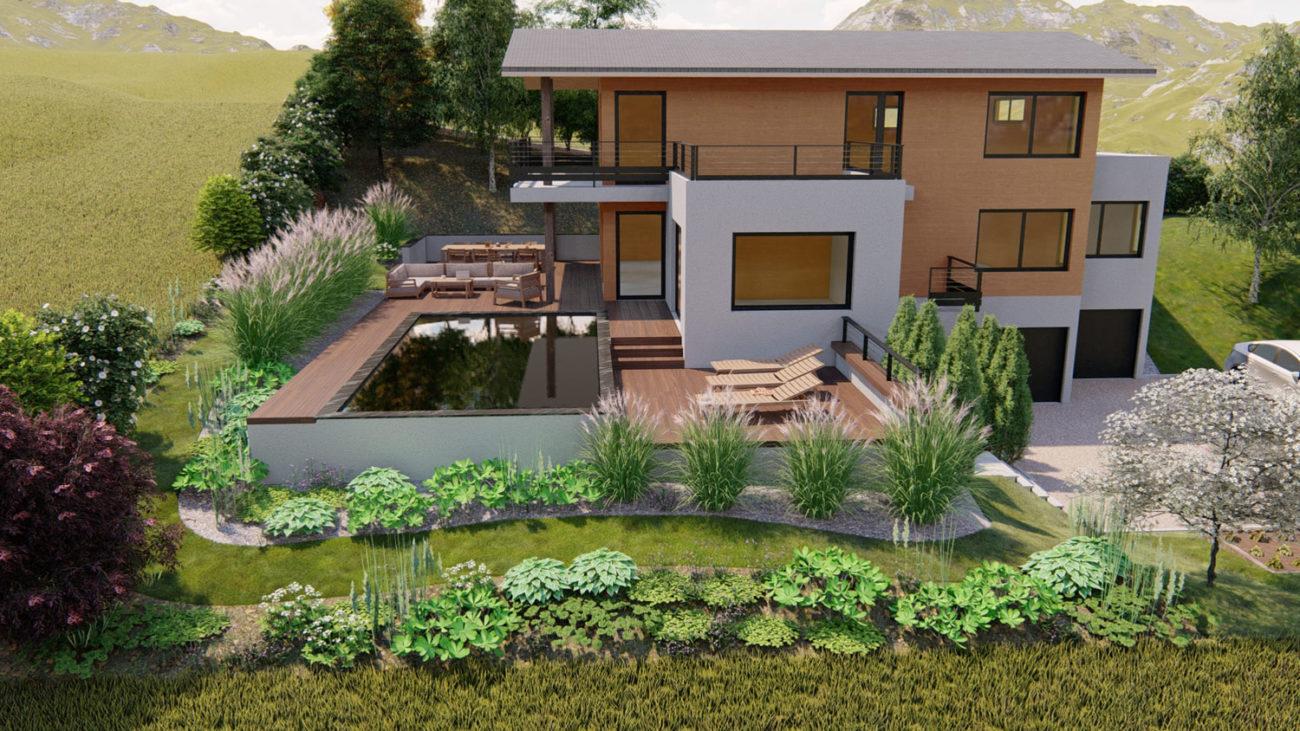 Architecte extérieur et paysagiste