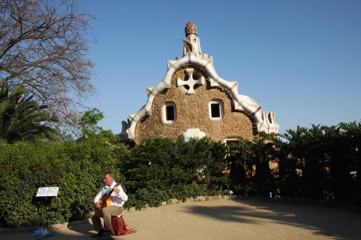 Jardin Barcelone