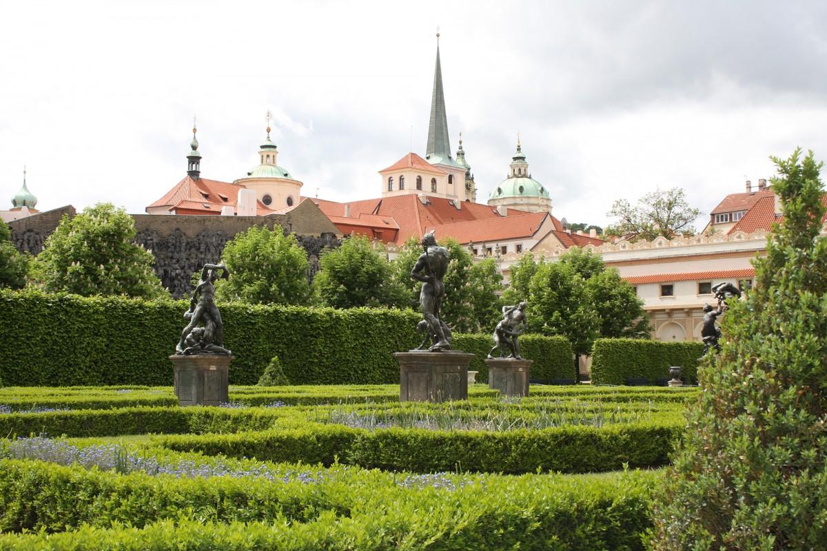 Palais et jardin Wallenstein – Prague, République Tchèque