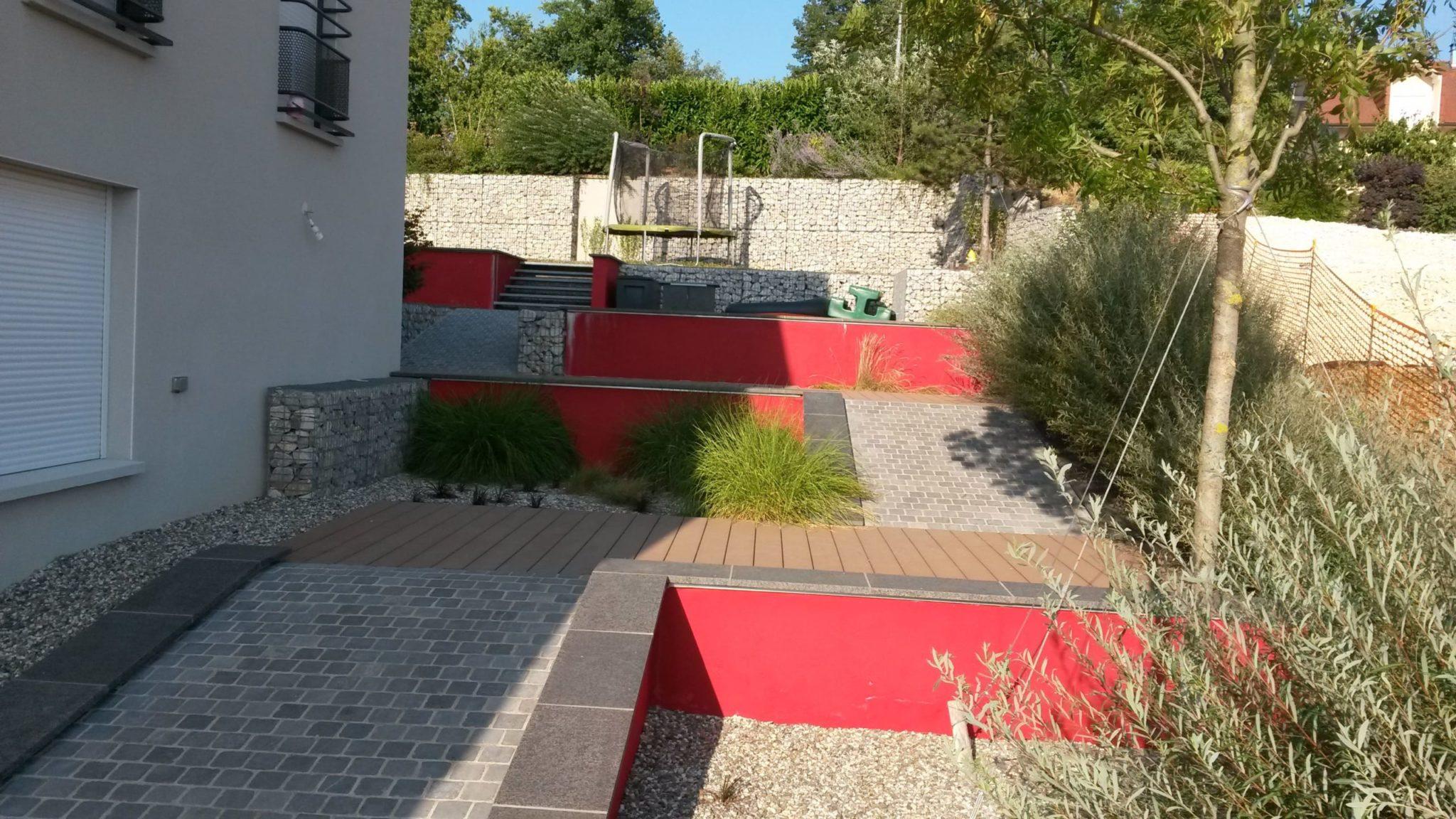 Les jardins de Babylone-