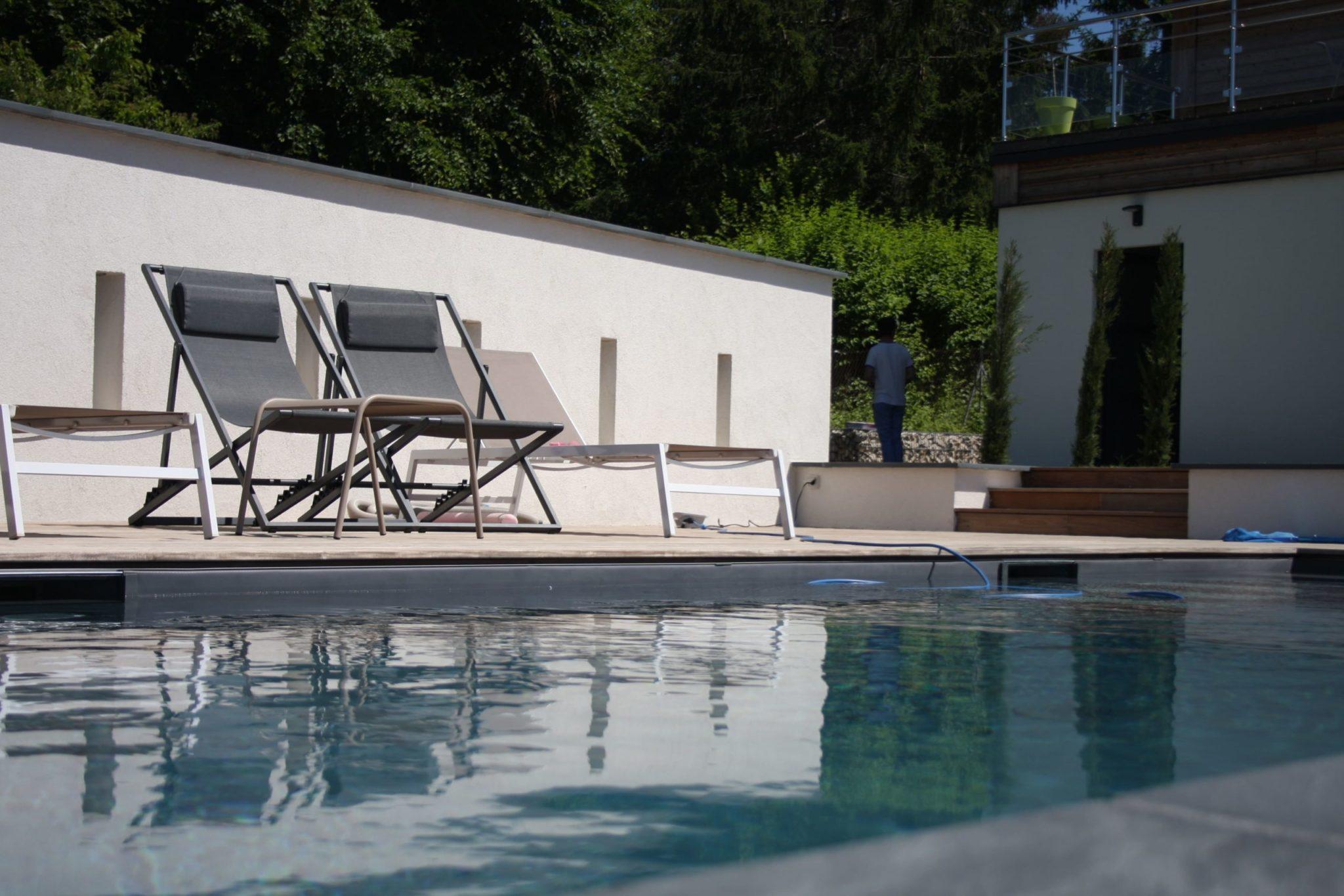 Cacher sa piscine-