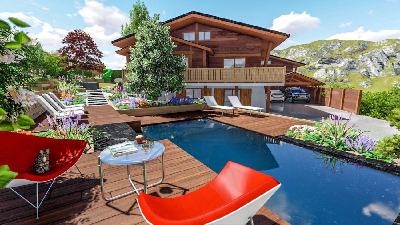 Architecture d'extérieur